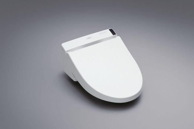 TOTOが「ウォシュレットS/SB」すべてに「ノズルきれい」を標準装備
