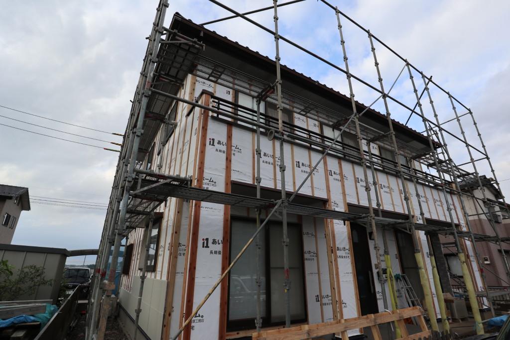 茨城県下妻市 外壁リフォーム工事
