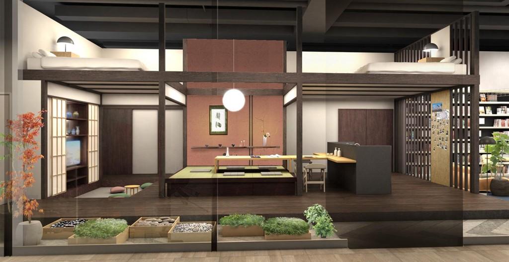 パナソニックは、民泊向け住空間展示を6月23日にリニューアル
