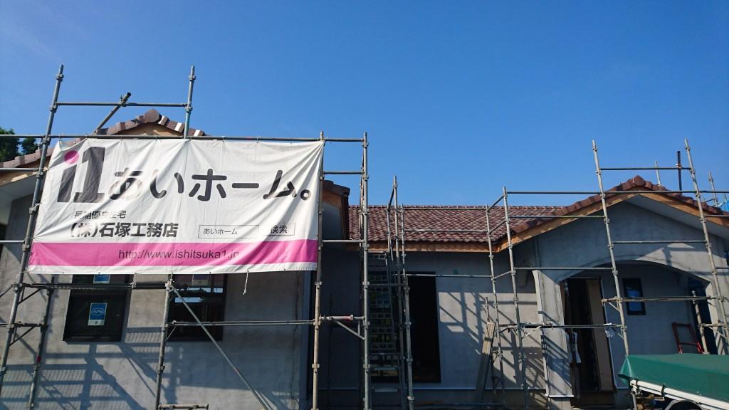 「プロヴァンス風の平屋」注文住宅、in茨城県小美玉市