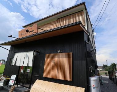 茨城県つくば市注文住宅 外観