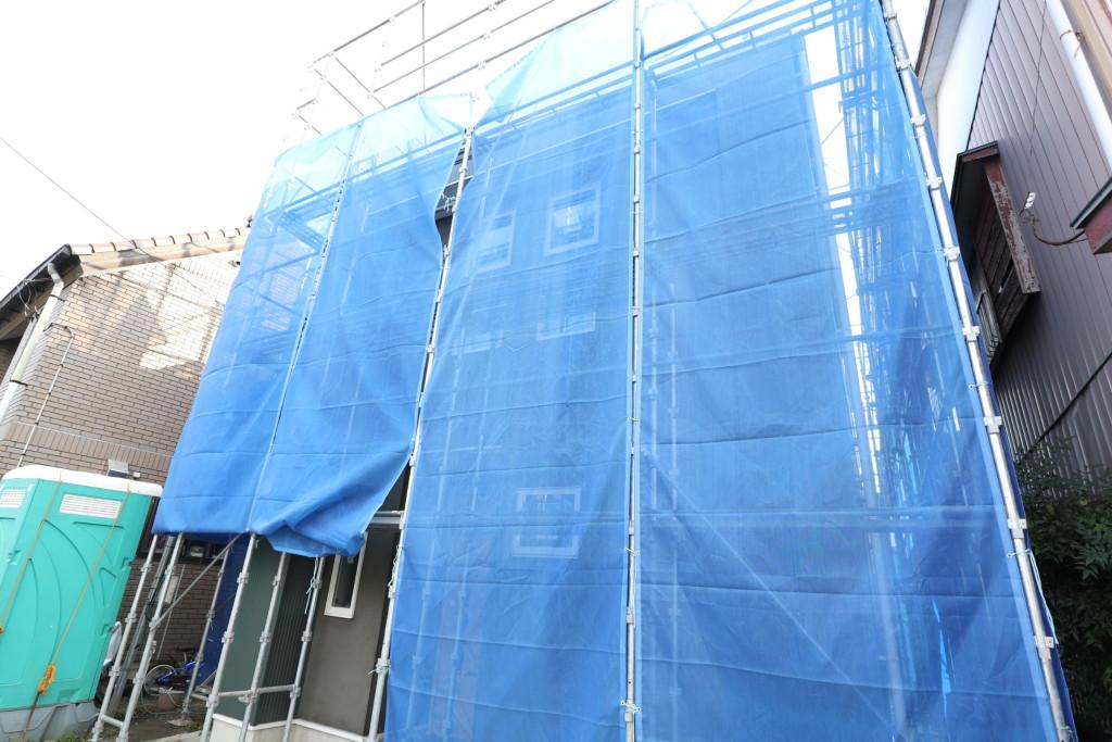 茨城県筑西市の「CUBE型の注文住宅」、順調に進行中です!