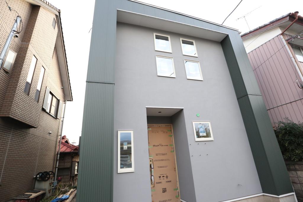 茨城県筑西市「CUBE型の注文住宅」