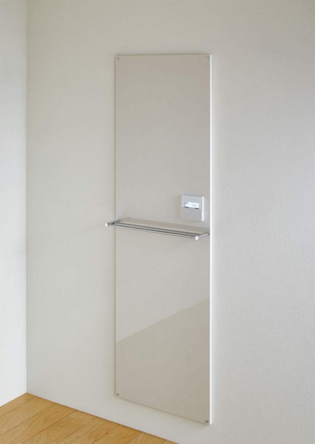 クリナップから、脱衣所用の壁付け暖房機2機種追加へ