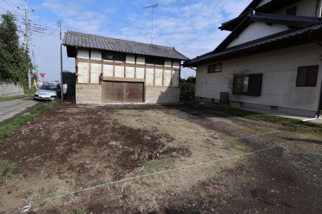 茨城県筑西市注文住宅、間もなく基礎工事着工です!