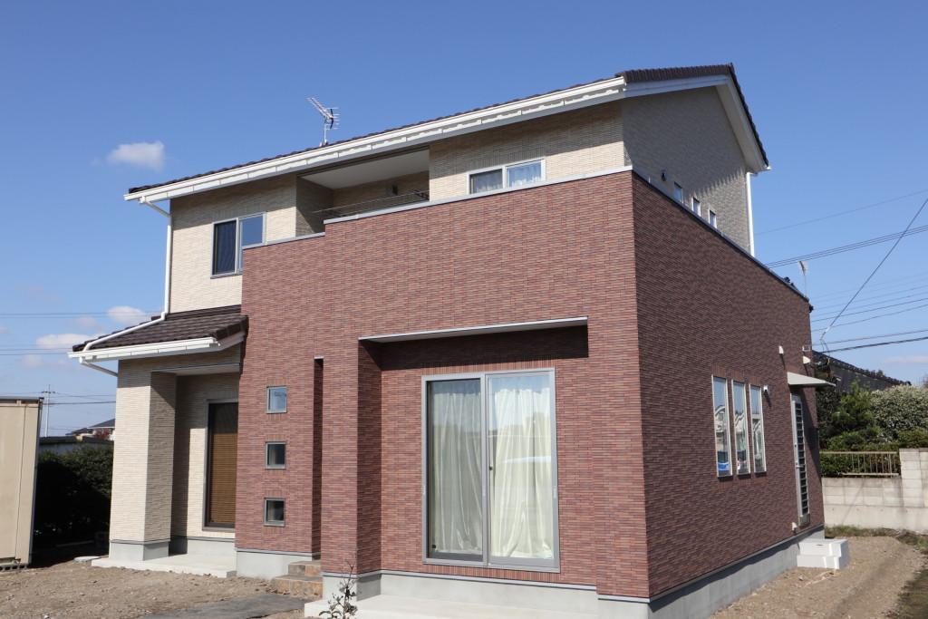 茨城県古河市「総タイルの注文住宅」ご見学させて頂きました!
