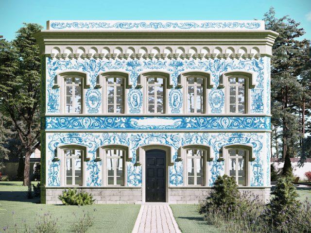 特注プリントタイル「クリオス」に外壁や外床用を追加へ