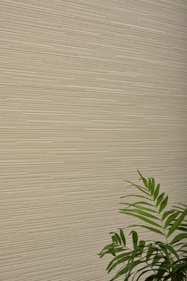 アイジー工業から、繊細なパターン+やさしい色合いの金属外装材を発売
