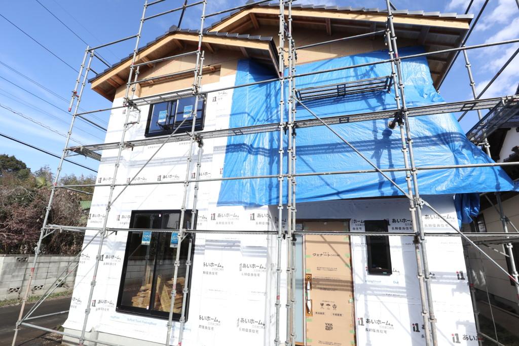 茨城県筑西市の「和モダンな新築注文住宅」