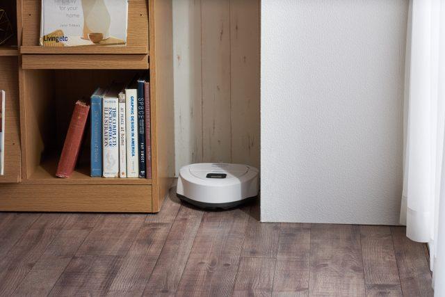 パナソニックから、従来よりも4割コンパクトなロボット掃除機発売へ