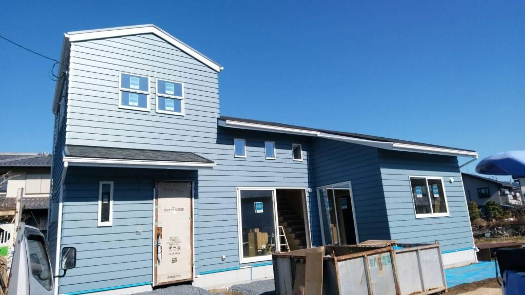 茨城県つくば市注文住宅「アメリカンハウス」新築工事進行中です!