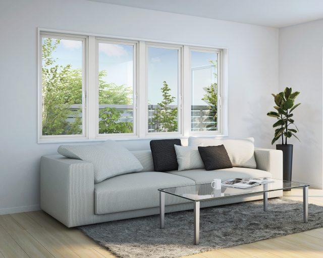 YKKAPから、横につなげられる樹脂窓「APW330ジョイント窓」を発売へ