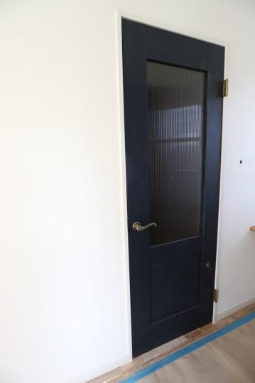 茨城県つくば市注文住宅「アメリカンハウス」こだわりの扉