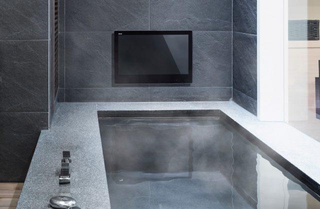リンナイから、大画面デジタルハイビジョン浴室テレビを発売へ