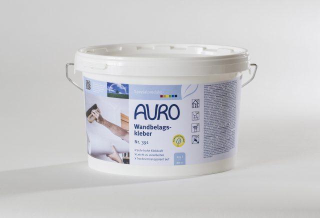 アウロジャパンから、天然成分99.7%の壁紙用接着剤発売へ
