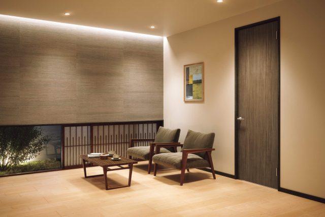 永大産業から、調湿・消臭効果のある凹凸デザインが特徴の壁材を発売へ