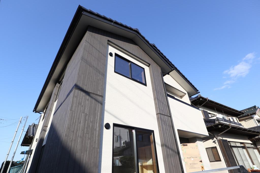 茨城県筑西市「和モダンな注文住宅」間もなく完成間近です!