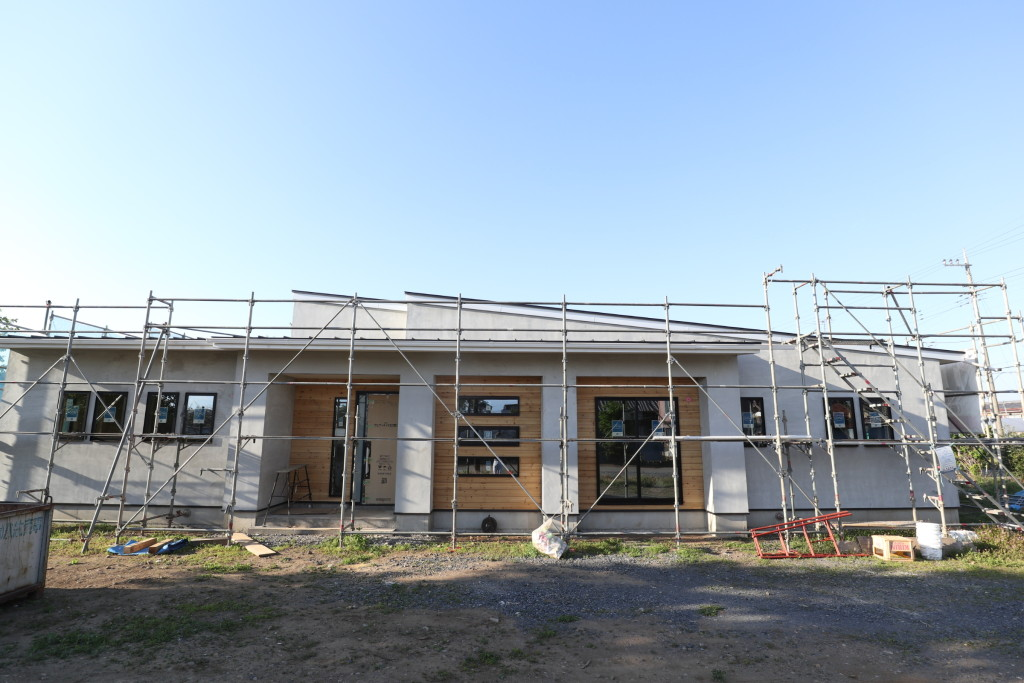 茨城県古河市新築注文住宅「スタイリッシュな平屋」