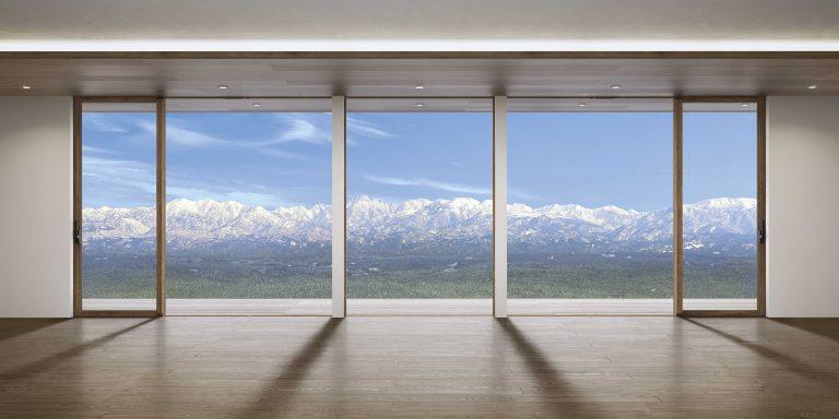 YKKAPから、4間の大開口が可能な高断熱スライディング窓を発売へ