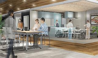 クリナップから、新コンセプトショールーム「キッチンタウン・横浜」を開設へ