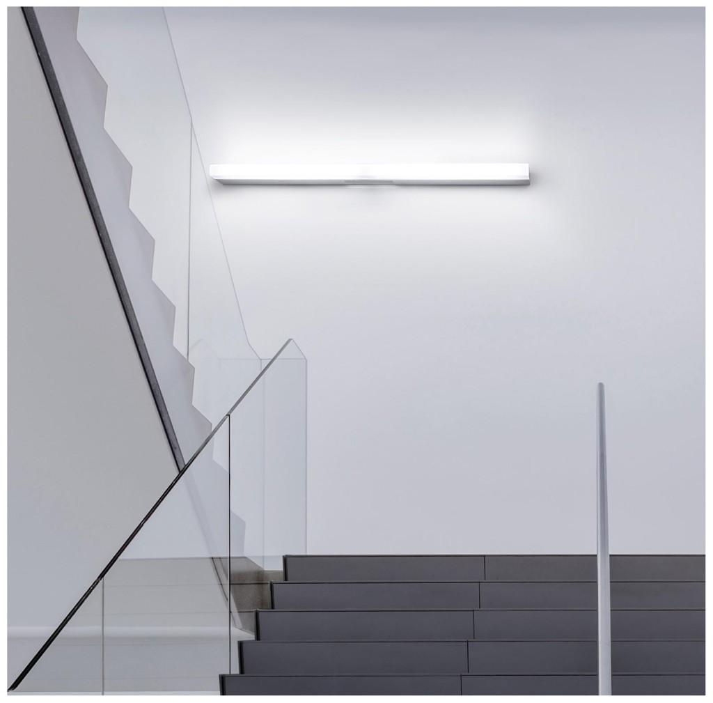 パナソニックから、シンプルなデザインの非常用LED階段灯を発売へ