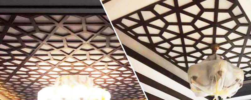 みはしから、ポリウレタン製の天井・壁面装飾材を発売へ