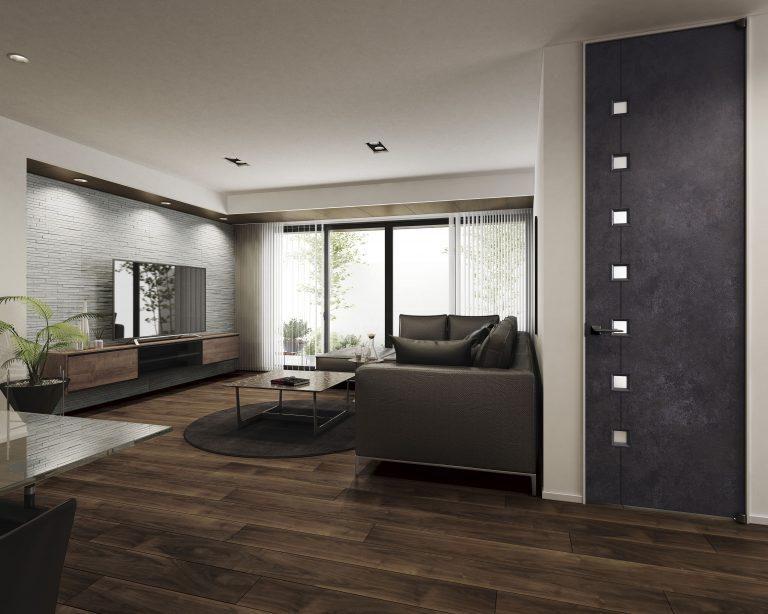 大建工業から、内装建材「ハピア」に3種類の非木目柄を追加へ