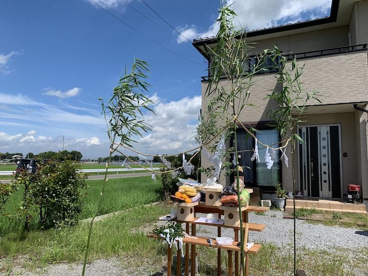 栃木県下野市にて注文住宅の地鎮祭を行いました!