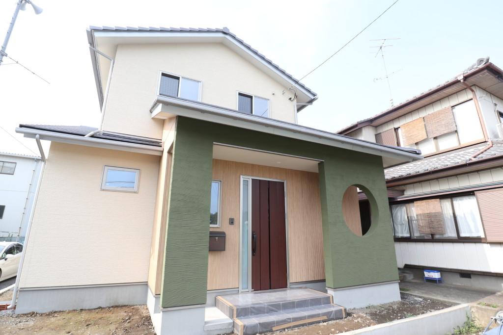 茨城県筑西市「和風な注文住宅」完成しました!