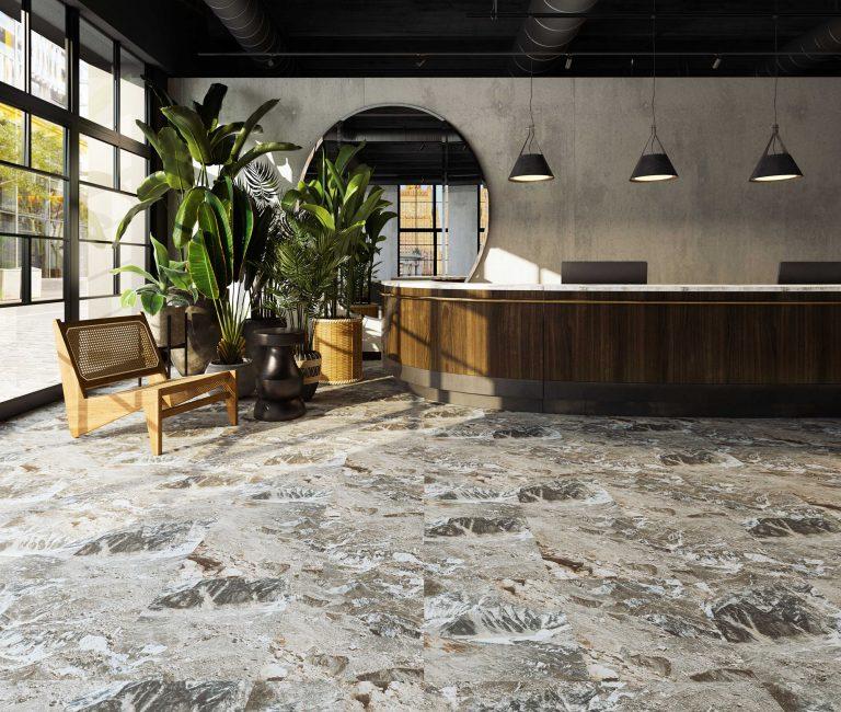 川島織物セルコンから、ビニル床タイルの品ぞろえを拡充へ