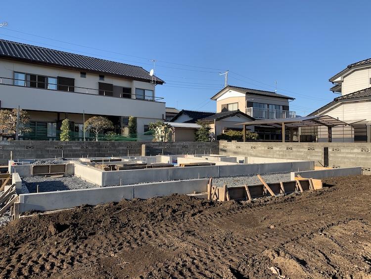 茨城県ひたちなか市「カルフォルニア風注文住宅」近日上棟予定!