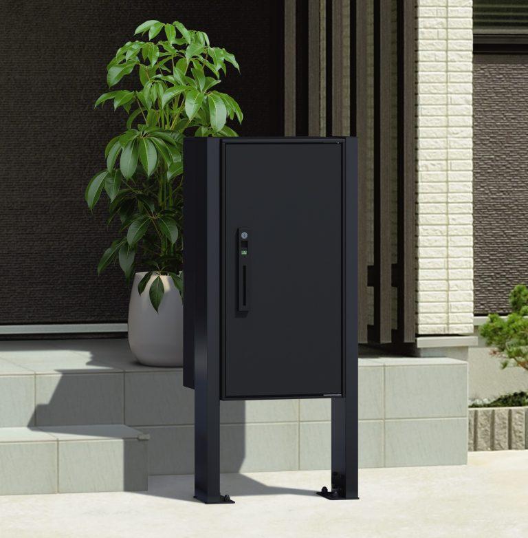 三協アルミから、求めやすい価格帯の宅配ボックス発売へ