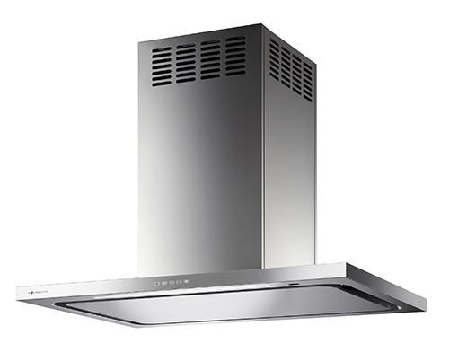 アリアフィーナから、換気による空気入れ替え不要なIH専用フードを発売へ