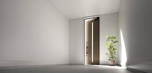 LIXILから、主力玄関ドアに「ハイサイズモデル」投入へ